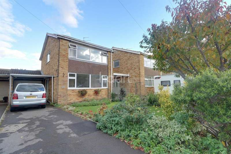 3 Bedrooms Detached House for sale in Charlton Mead Drive, Bristol, BS10