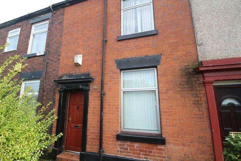 2 Bedrooms Terraced House for sale in Greenfield Street, Balderstone, Rochdale OL11 2JX
