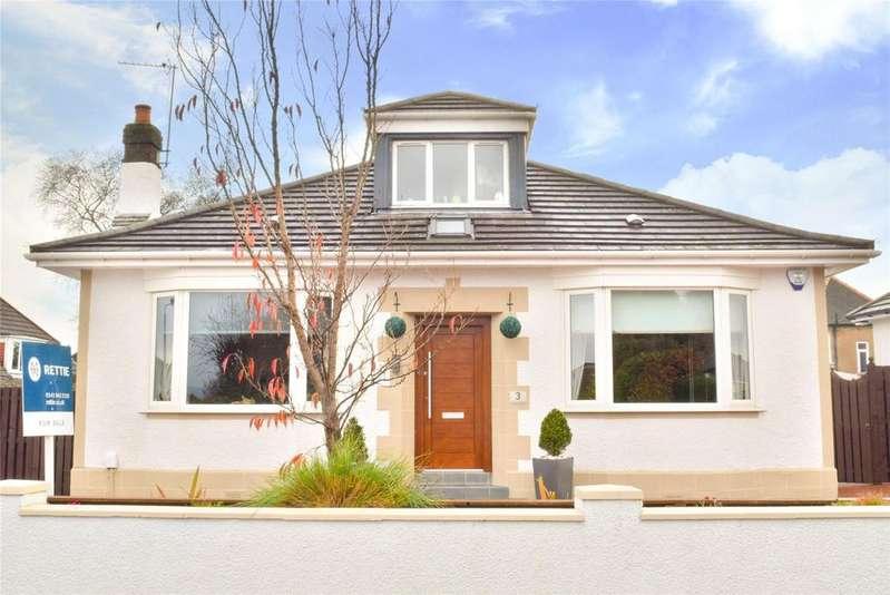 4 Bedrooms Detached House for sale in Hillneuk Avenue, Bearsden