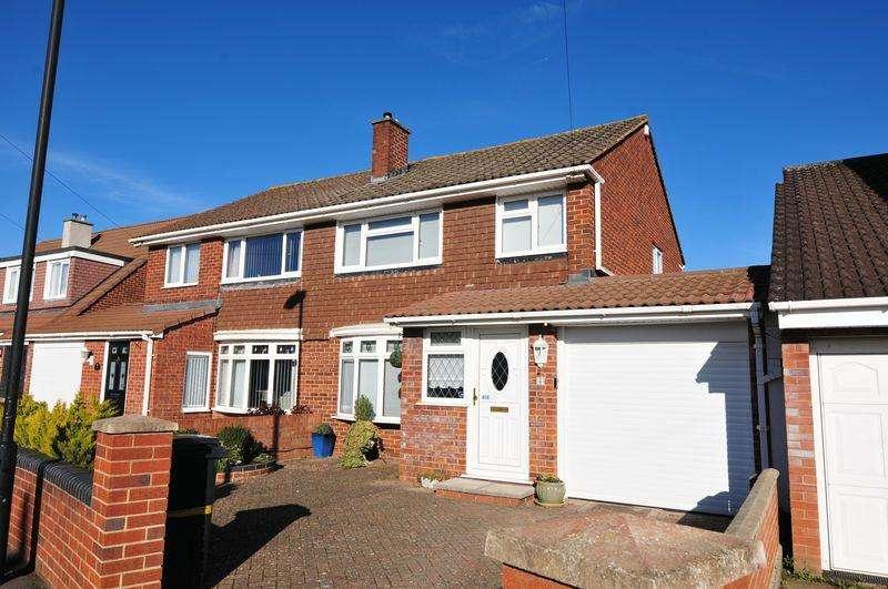 3 Bedrooms Semi Detached House for sale in Goslet Road, Stockwood, Bristol, BS14