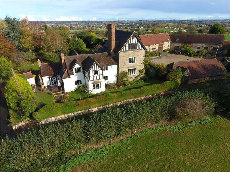 5 Bedrooms Detached House for sale in Dodford, Bromsgrove