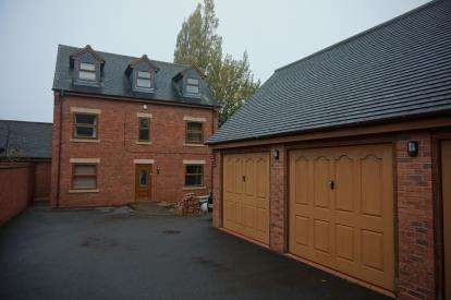 Detached House for sale in Chapel Street, Heath Hays, Cannock, Staffordshire