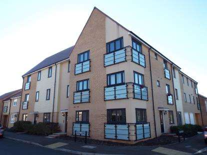 2 Bedrooms Flat for sale in Healey Road, Dunstable, Bedfordshire, England