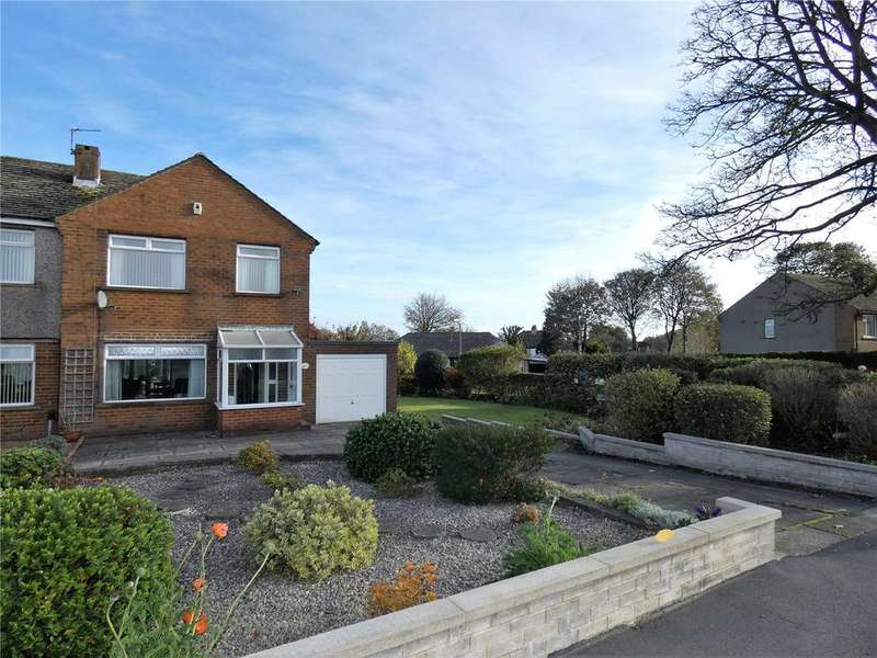3 Bedrooms Semi Detached House for sale in Beacon Road, Wibsey, Bradford, BD6