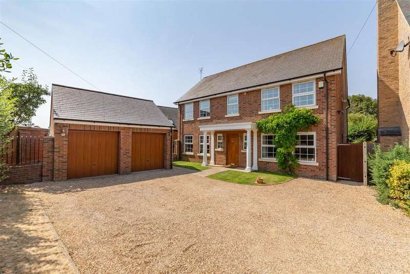 4 Bedrooms Detached House for sale in Park Lane, Henlow