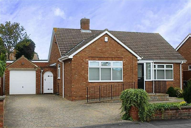 3 Bedrooms Detached Bungalow for sale in Grange Crescent, Marton
