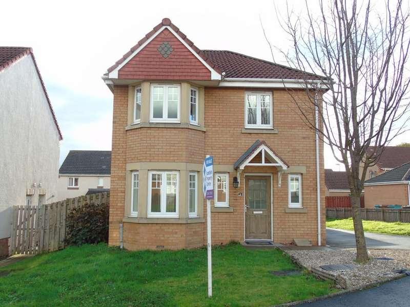 4 Bedrooms Detached House for sale in Thetford Grove, Glenboig, Coatbridge, North Lanarkshire, ML5