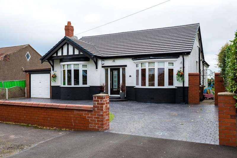 3 Bedrooms Detached Bungalow for sale in Moss Lane, Windle, St. Helens