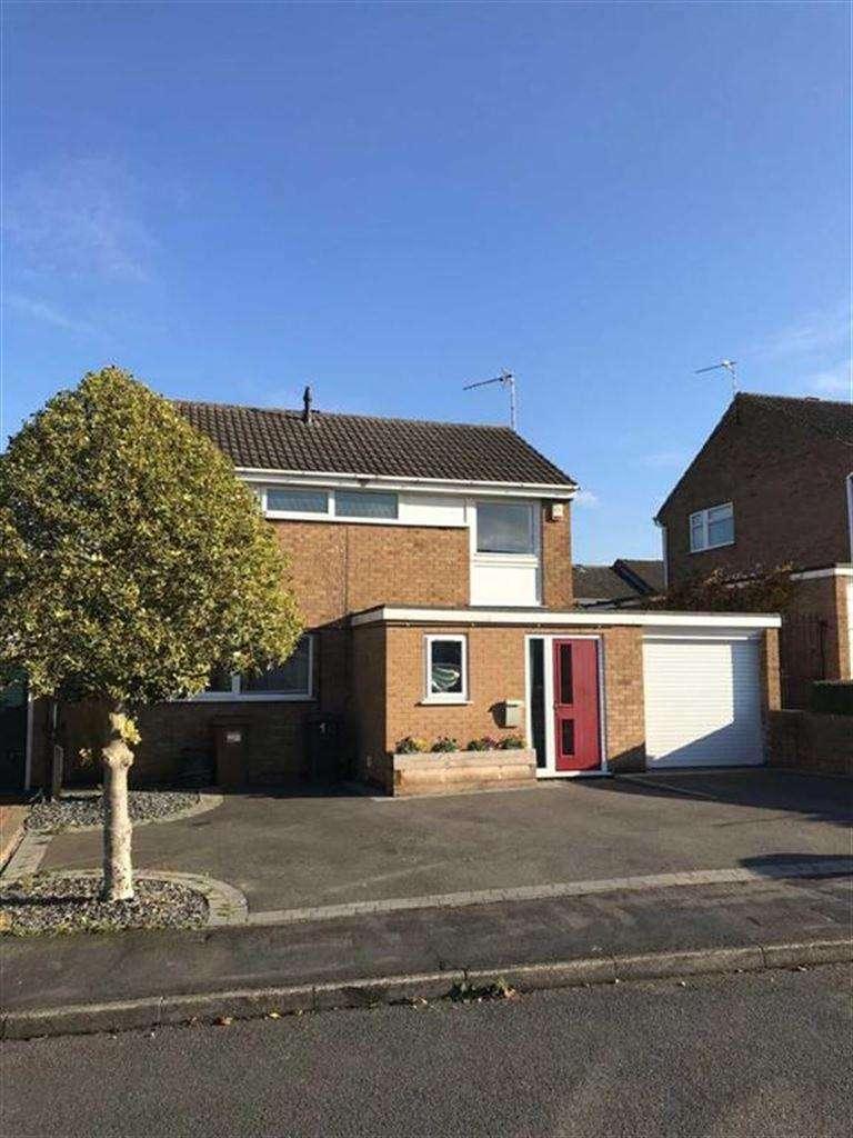3 Bedrooms Detached House for sale in Desford