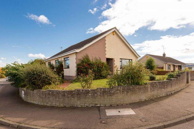 3 Bedrooms Detached House for sale in 7 Letham Road, Dunbar, EH42 1AL