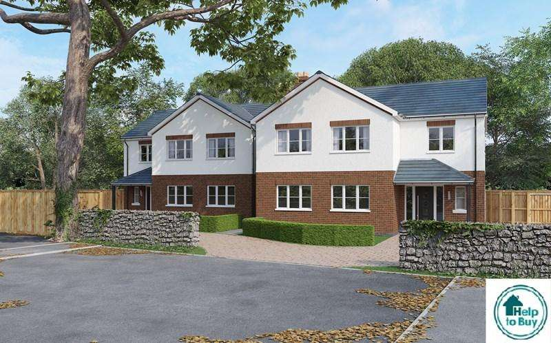 4 Bedrooms Detached House for sale in St Mary's Close, Sedgley, Dudley