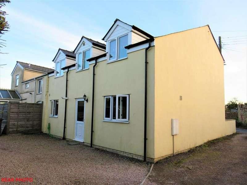 4 Bedrooms Semi Detached House for sale in Dockham Road, Cinderford, GL14