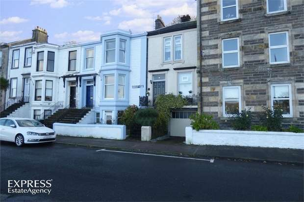 2 Bedrooms Town House for sale in Battery Place, Rothesay, Isle of Bute, Argyll and Bute