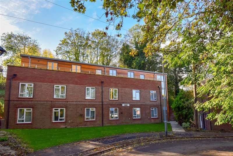 1 Bedroom Flat for sale in Henley Lodge, Courtlands, Maidenhead, SL6