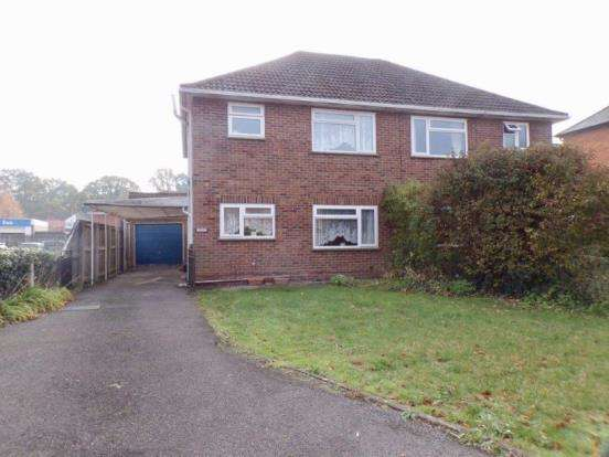 3 Bedrooms Semi Detached House for sale in Fleet, Hampshire