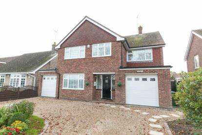 5 Bedrooms Detached House for sale in Frinton-on-Sea, Essex