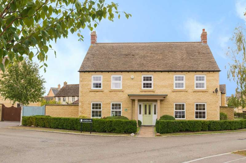 5 Bedrooms Detached House for sale in Tansy Way, Carterton