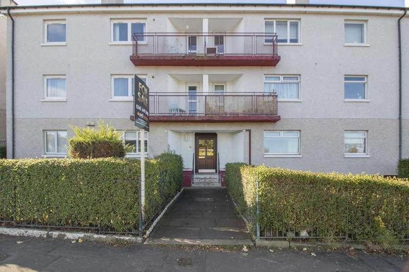 2 Bedrooms Flat for sale in Cavin Road, Castlemilk