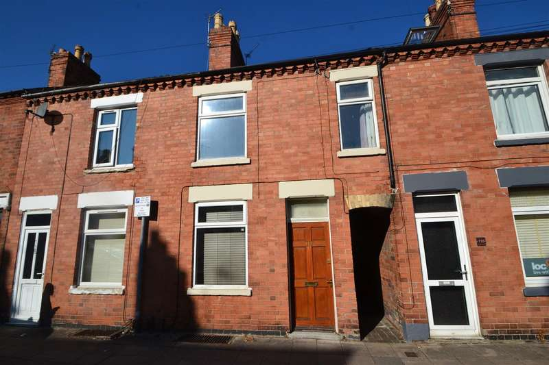 3 Bedrooms Terraced House for sale in Paget Street, Loughborough