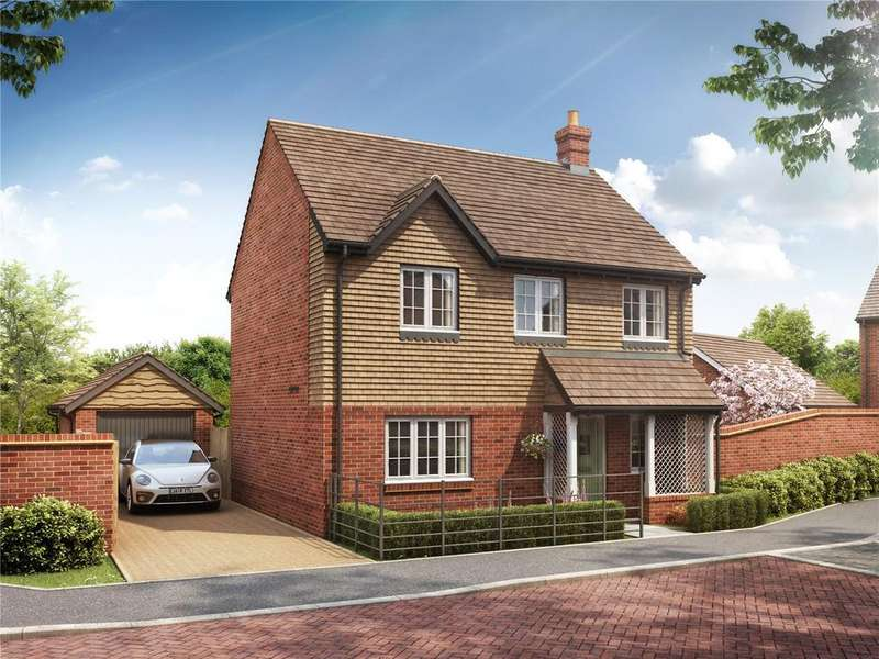 3 Bedrooms House for sale in Church Road, Bishopstoke, Eastleigh, Hampshire, SO50