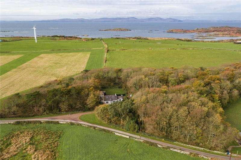 4 Bedrooms Detached House for sale in Isle of Gigha, Argyll and Bute