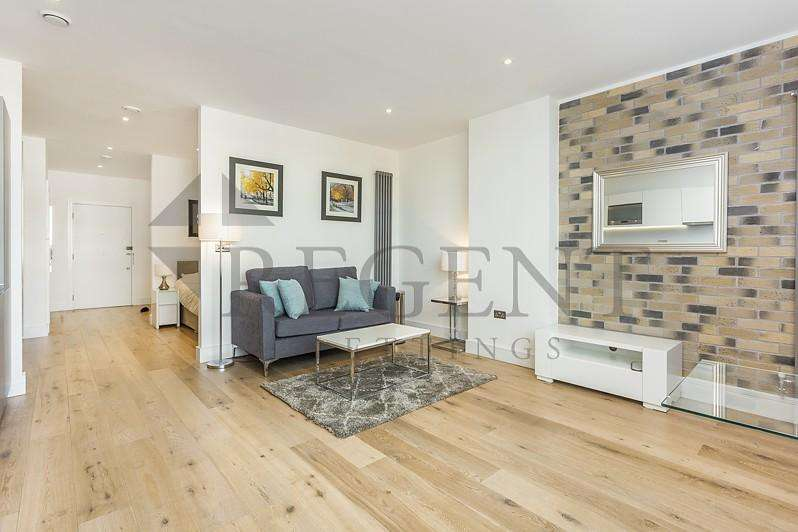 Studio Flat for sale in Carlow House, Carlow Street, NW1