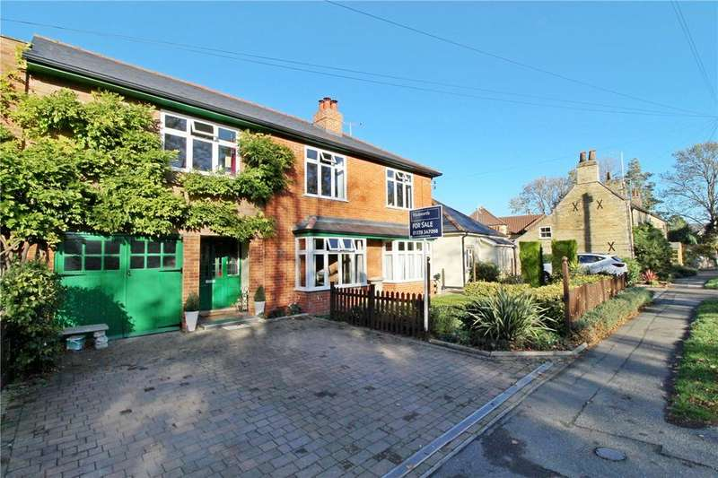 5 Bedrooms Detached House for sale in Stamford Road, Market Deeping, Peterborough, PE6