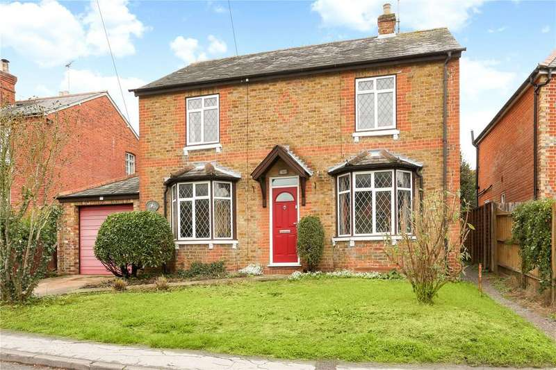 3 Bedrooms Unique Property for sale in Upper Village Road, Ascot, Berkshire, SL5