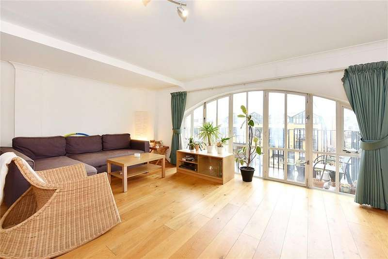 2 Bedrooms Flat for sale in Taffrail House, Burrells Wharf Square, London
