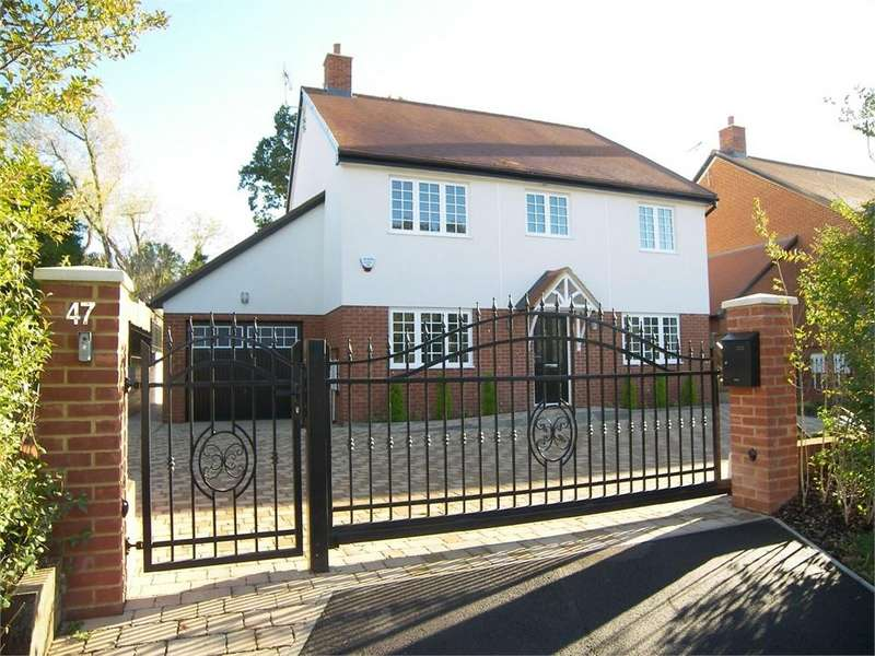 5 Bedrooms Detached House for sale in BLANCHE LANE, SOUTH MIMMS