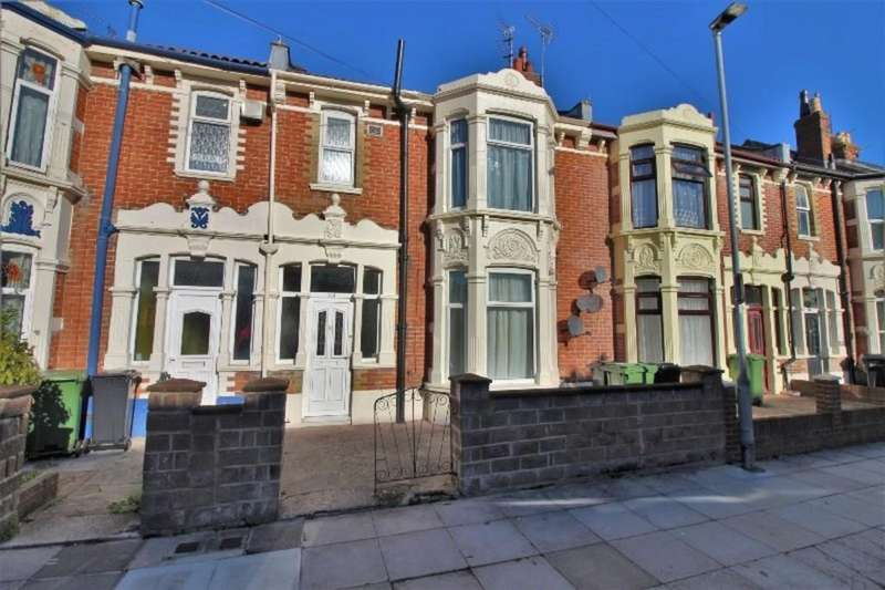3 Bedrooms Terraced House for sale in Ophir Road, North End