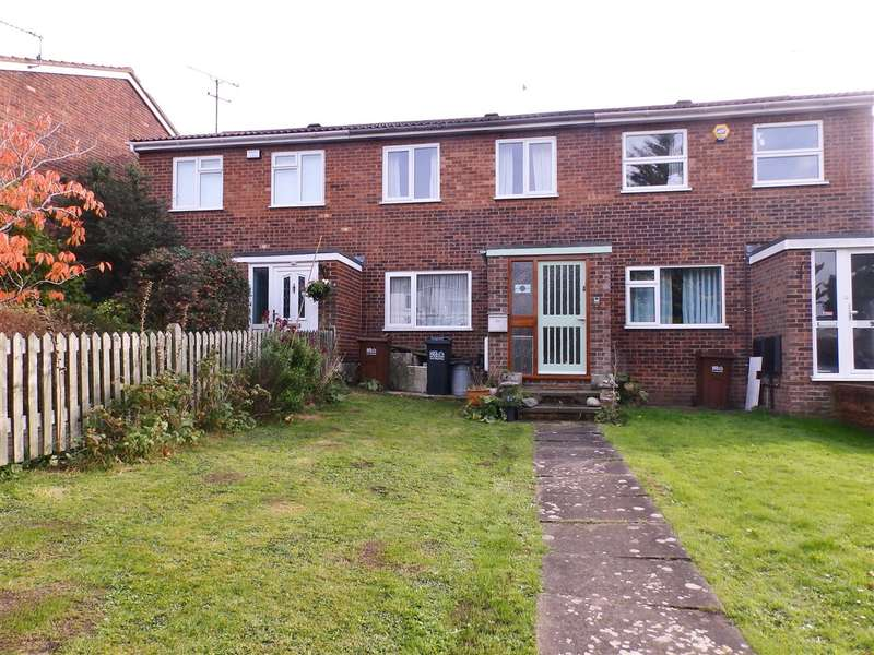 2 Bedrooms Terraced House for sale in Milfoil Drive, Eastbourne