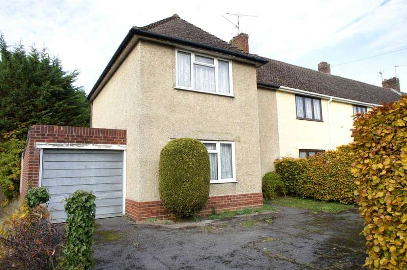 3 Bedrooms Semi Detached House for sale in Knights Way, Emmer Green
