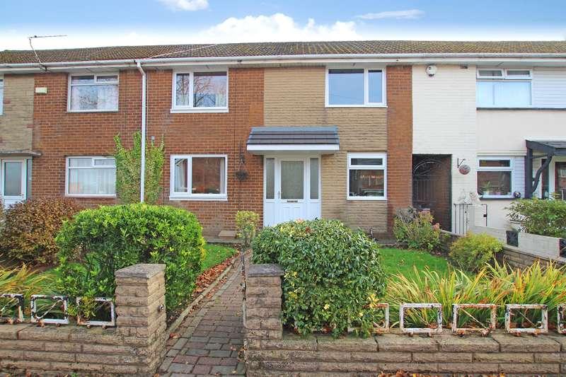 3 Bedrooms Terraced House for sale in Ennerdale Avenue Blackburn BB1 1QD