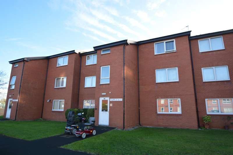 1 Bedroom Flat for sale in Lennox Court, South Shore, Blackpool, FY4 3JR