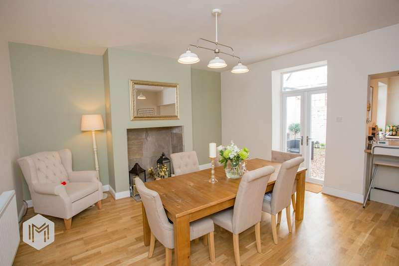 3 Bedrooms Terraced House for sale in Bolton Road West, Ramsbottom, Bury, BL0