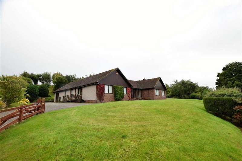5 Bedrooms Cottage House for sale in Balloan Foreshore, Conon Bridge, Ross-shire