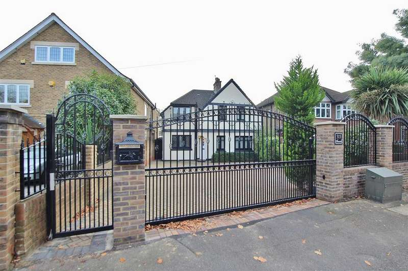 4 Bedrooms Detached House for sale in Jersey Road, Osterley