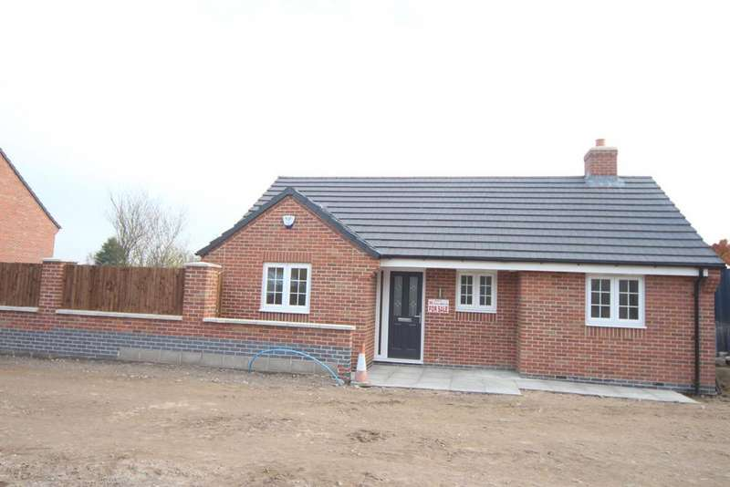 2 Bedrooms Detached Bungalow for sale in Heath Lane, Earl Shilton