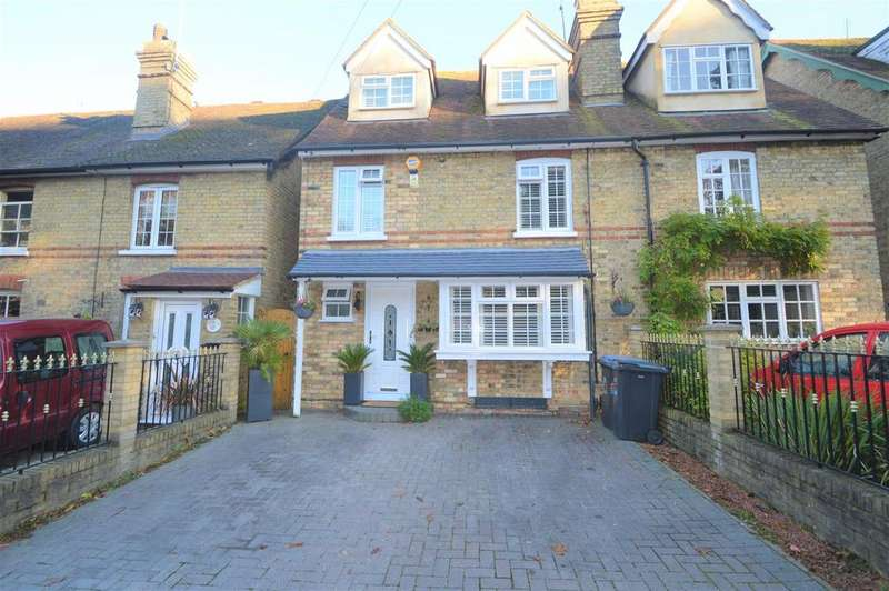 5 Bedrooms Semi Detached House for sale in Park Lane, Harlow