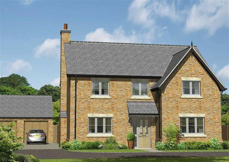 4 Bedrooms Detached House for sale in Plot 19, Welland Fields, Lubenham, Leicestershire