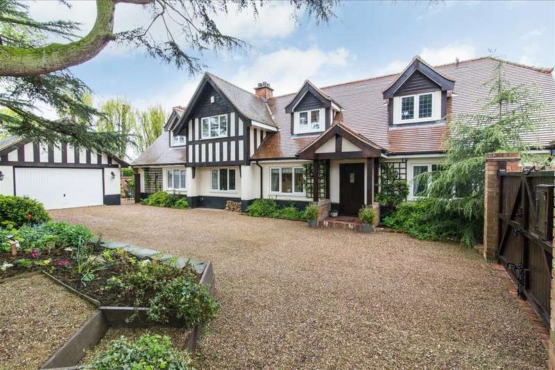 4 Bedrooms Detached House for sale in The Grove, Hillcrest Road, Keyworth, Nottingham