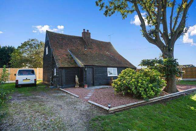 4 Bedrooms Detached House for sale in Kingsmans Farm Road, Hockley, Essex, SS5 6QB