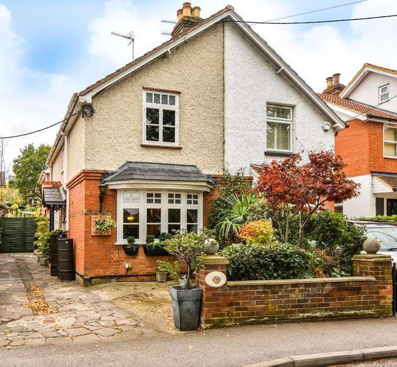 3 Bedrooms Cottage House for sale in Cookham, Maidenhead, SL6