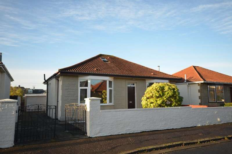 2 Bedrooms Detached Bungalow for sale in 16 Meadowpark Drive, Ayr, KA7 2LL