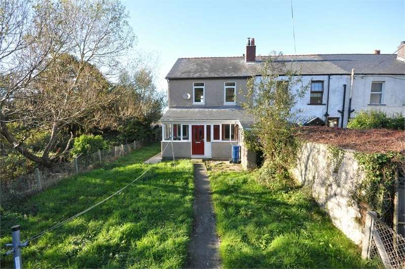 3 Bedrooms End Of Terrace House for sale in Fairbourne, Gwynedd