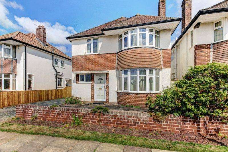 4 Bedrooms Detached House for sale in Red House Lane, Westbury-on-Trym