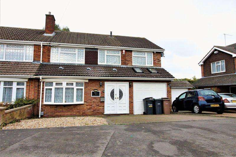 5 Bedrooms Semi Detached House for sale in Large Family Home on Galston Road