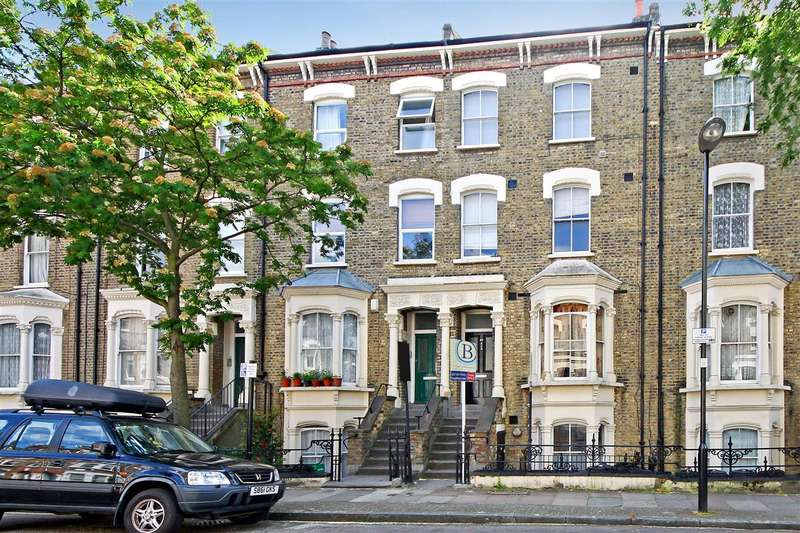 2 Bedrooms Flat for sale in Crayford Road, London