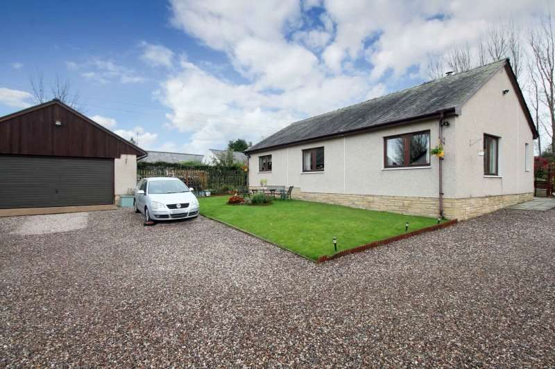 5 Bedrooms Bungalow for sale in Bonnyton Road, Auchterhouse, Dundee, Angus, DD3 0QT